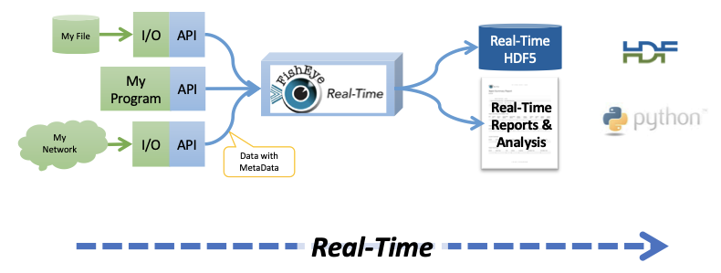 Figure 2 - Real-Time Data Flow